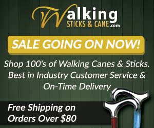 Walking Sticks & Cane - Sale Going On Now